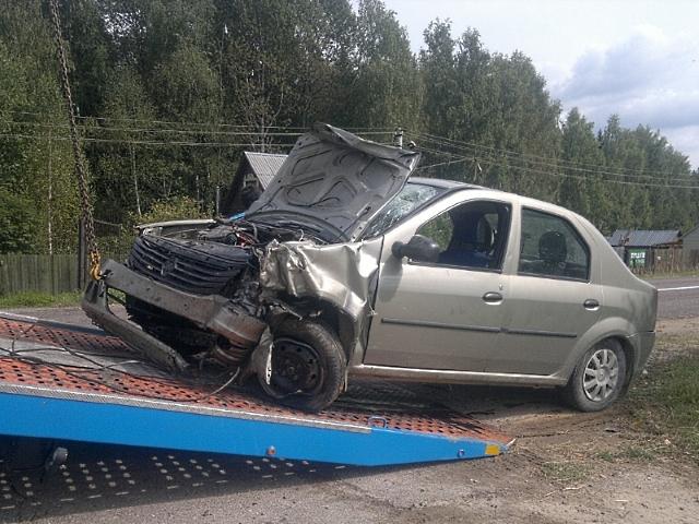 Стоит ли приобретать авто после аварии?